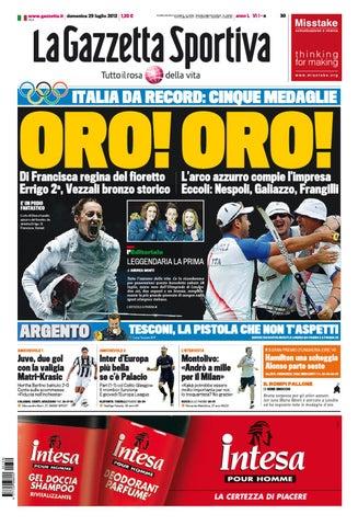 Gazzetta dello Sport 29 07 2012  647f685b9be