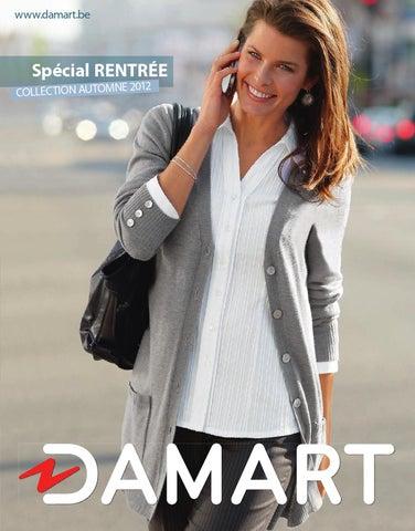 DAMART - Spécial Rentrée - Aout 2012 by Damart - issuu 7e177bc5f39