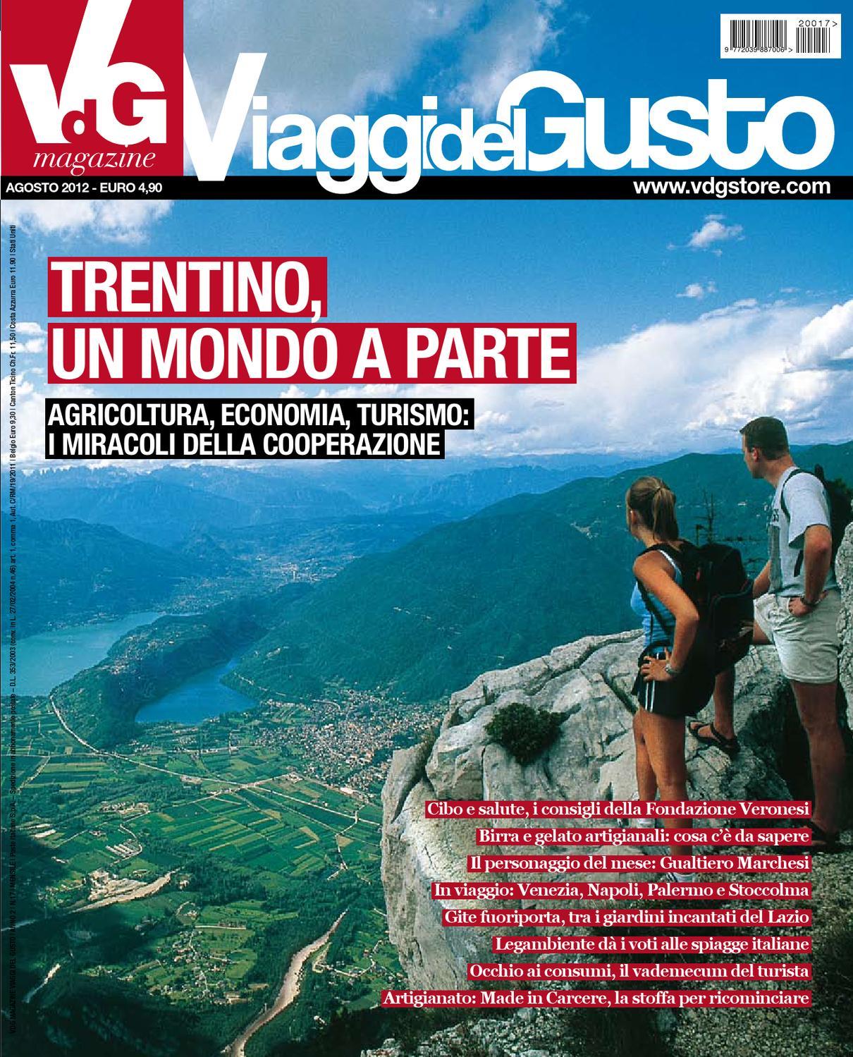 VdG Magazine Viaggi del gusto by vdgmagazine - issuu 07476032709e