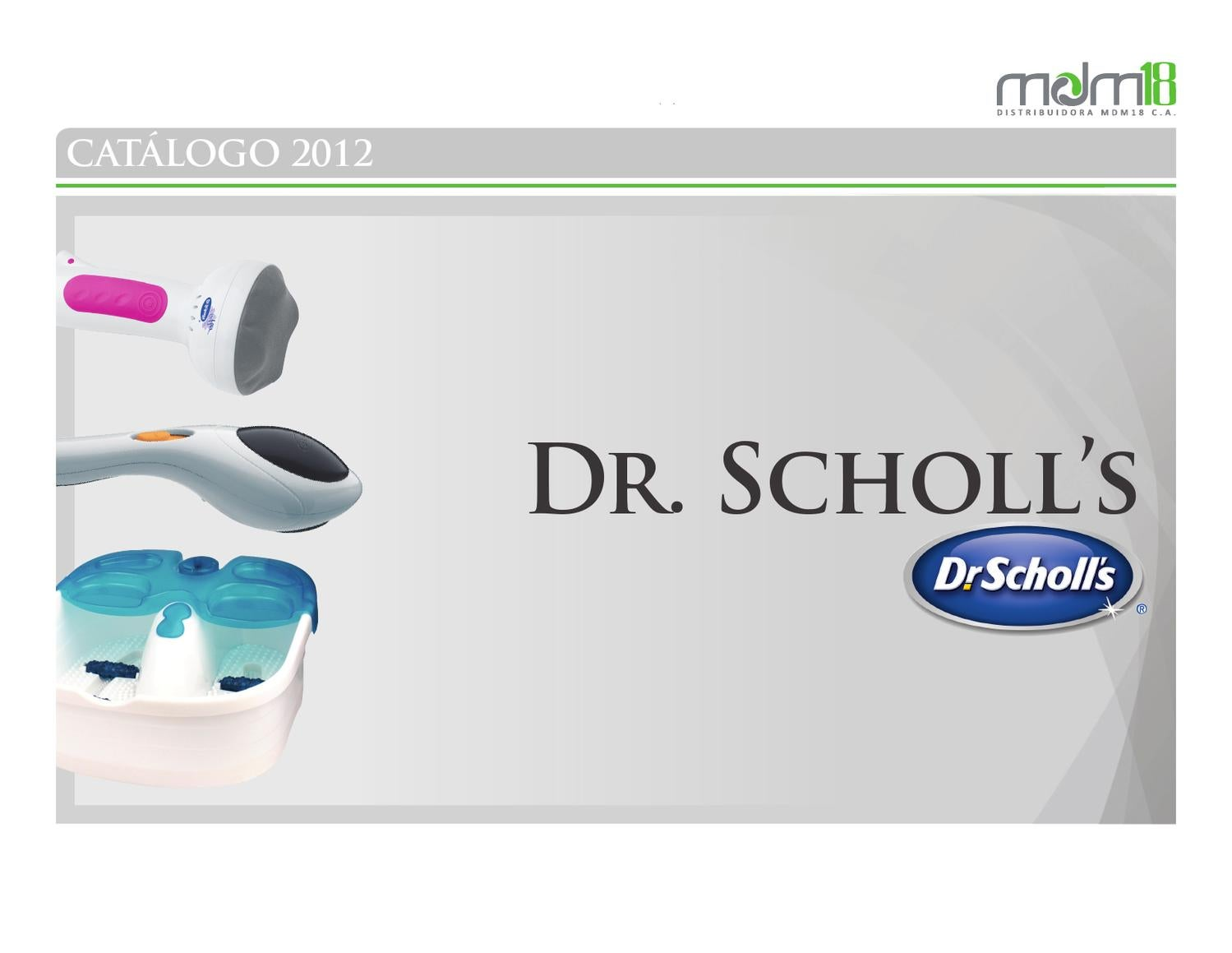 detailed look fddb1 b93cd Catalogo Dr Scholl's by Michael Cattan - issuu