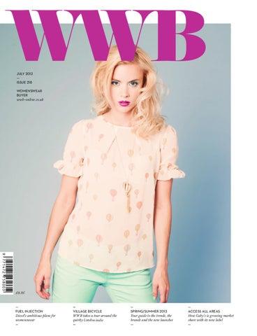 0f4eb989811 WWB Magazine by fashion buyers Ltd - issuu