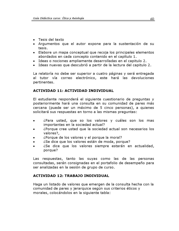 Tica y axiologa gua didctica y mdulo by jonathan ra issuu thecheapjerseys Gallery