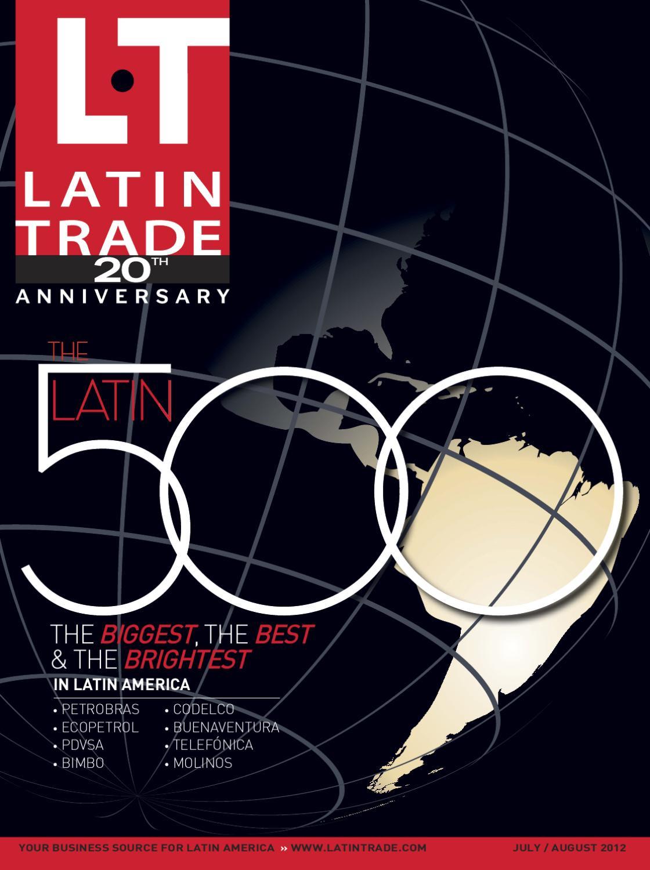 Latin Trade (English Edition) - Jul/Aug 2012 by Latin Trade