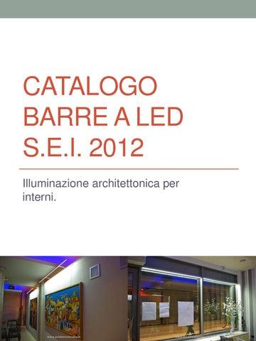 Catalogo Barre A Led Sei Srl By Virdemluxcom Issuu