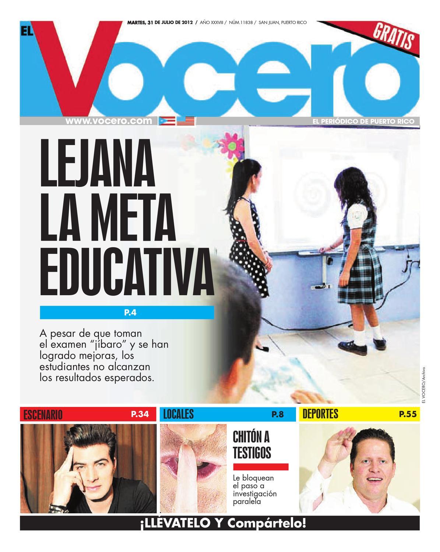 4cd74d3e00924 El Vocero de Puerto Rico by El Vocero de Puerto Rico - issuu