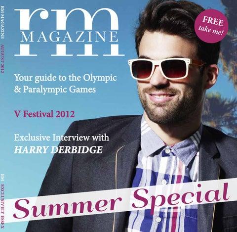 2b33a56351389 August RM Magazine by RM Magazine - issuu