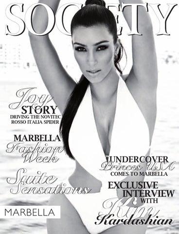15693800f8ab Society Marbella August 2012 by Icon Publishing - issuu