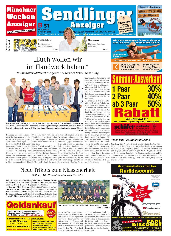 b52fcd7028 KW 31-2012 by Wochenanzeiger Medien GmbH - issuu