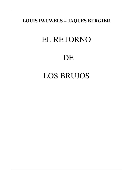 el retorno de los brujos by wind@findeciclo.org findecic - issuu