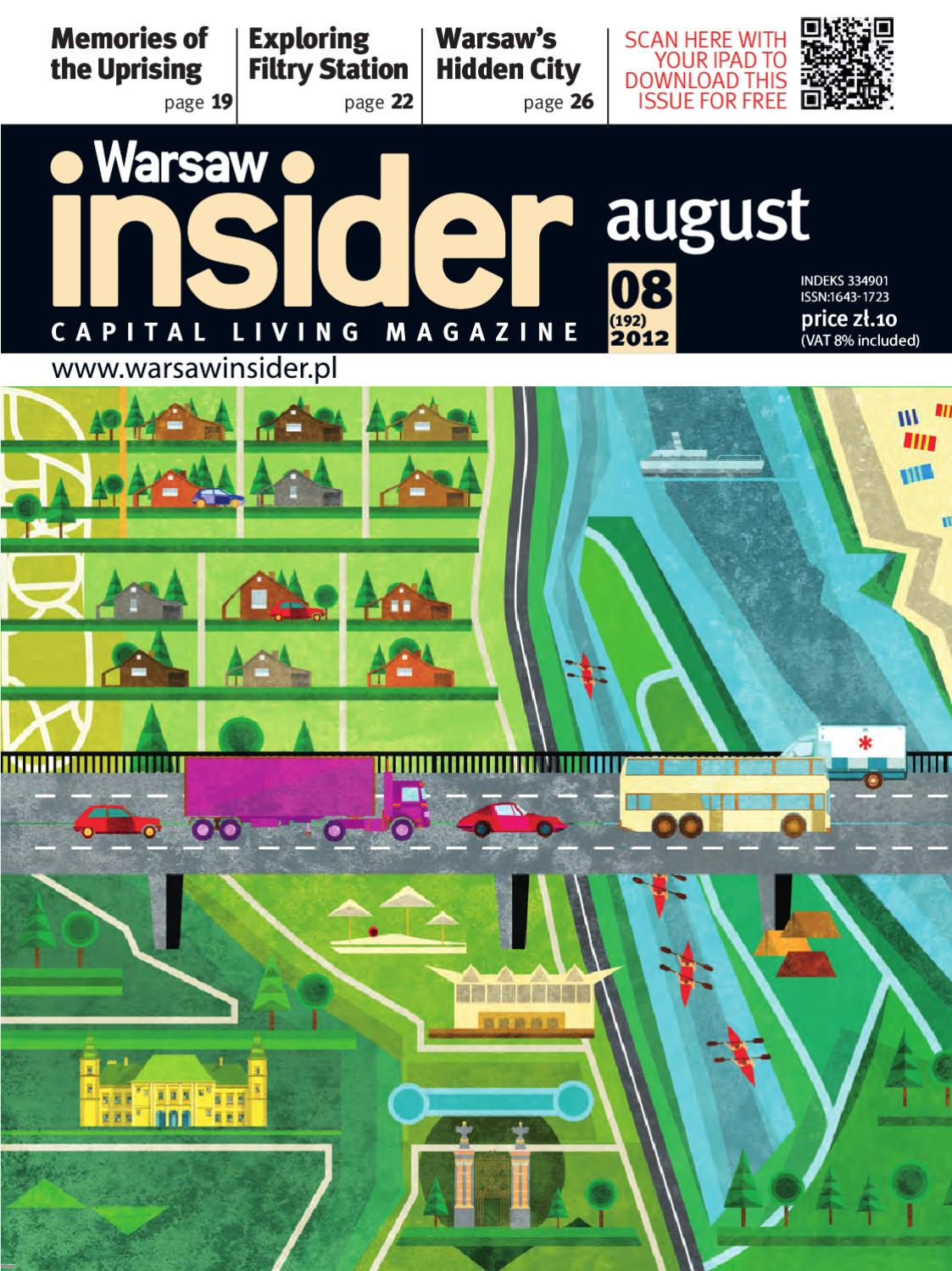 d3a0a30d5a0a Warsaw Insider August 2012   192 by Valkea Media Pro - issuu