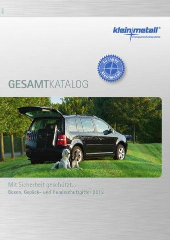 Kleinmetall Katalog 2012 by Kai Bretschneider - issuu