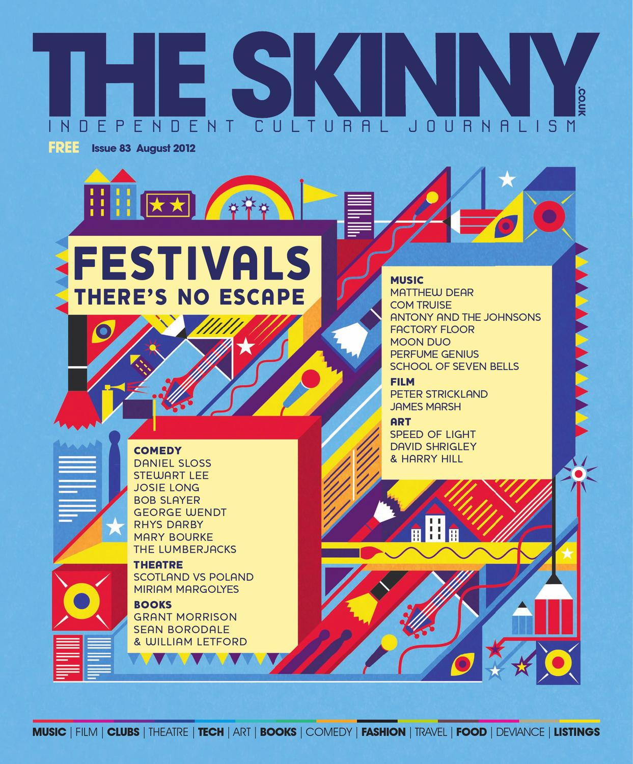 The Skinny August 2012 by The Skinny - issuu 5a01f5c53