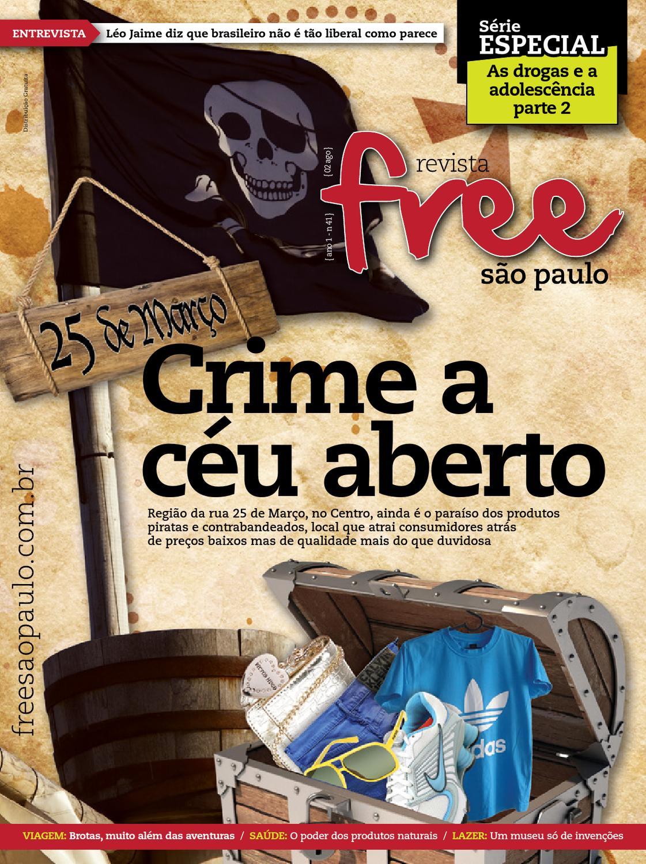 d138da51c5 Free São Paulo - No. 41 by Jornal Estação - issuu