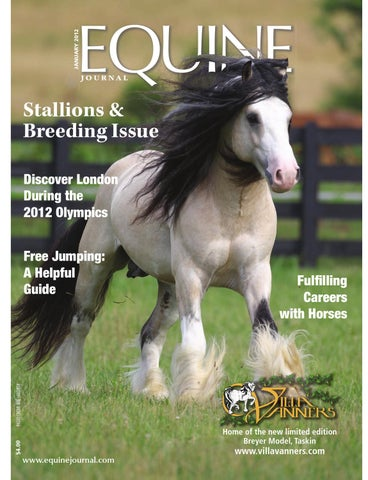 Equine Journal January 2012 By Equine Journal Issuu