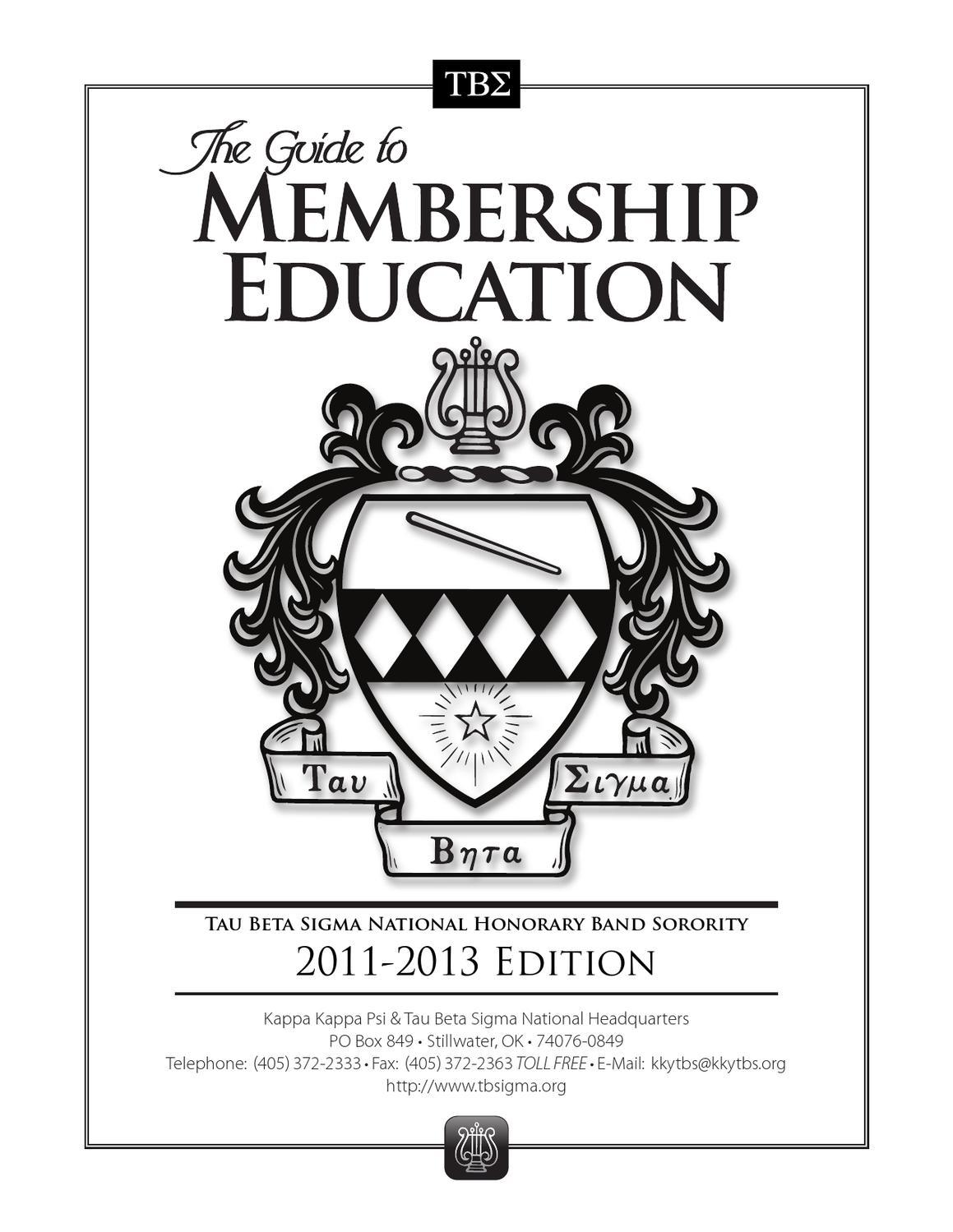 Tau beta sigma guide to membership by kappa kappa psi tau beta tau beta sigma guide to membership by kappa kappa psi tau beta sigma issuu buycottarizona