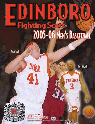 ... Friends and Fans of the Fighting Scots  As we engage upon the 2005-2006  academic year at Edinboro University c56e89ad4
