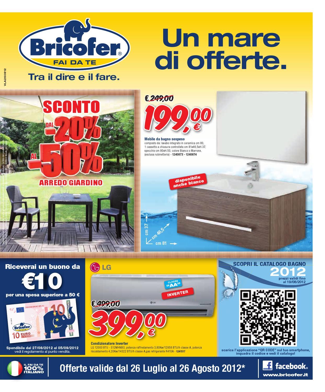 Volantino bricofer estate by filippo malafronte issuu for Bricofer catalogo