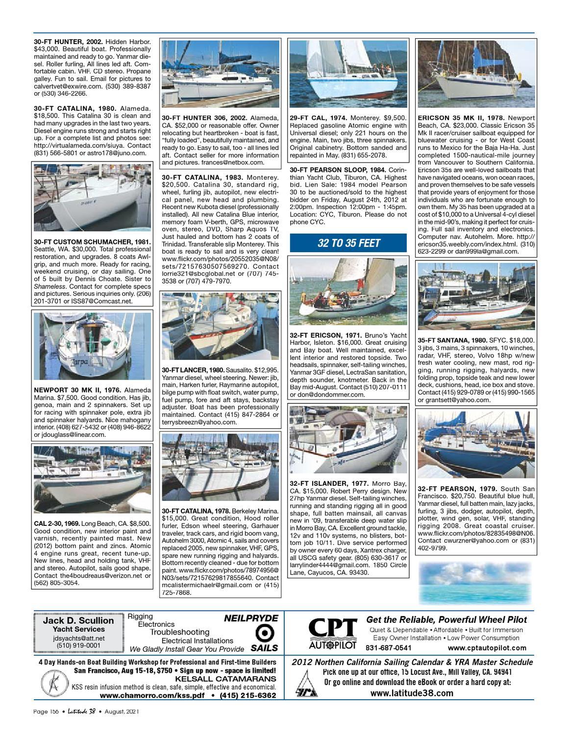Latitude 38 August 2012 by Latitude 38 Media, LLC - issuu