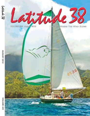332c91ac77 Latitude 38 August 2012 by Latitude 38 Media