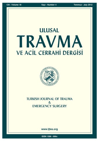 Travma 2012 4 By Karepublishing Issuu