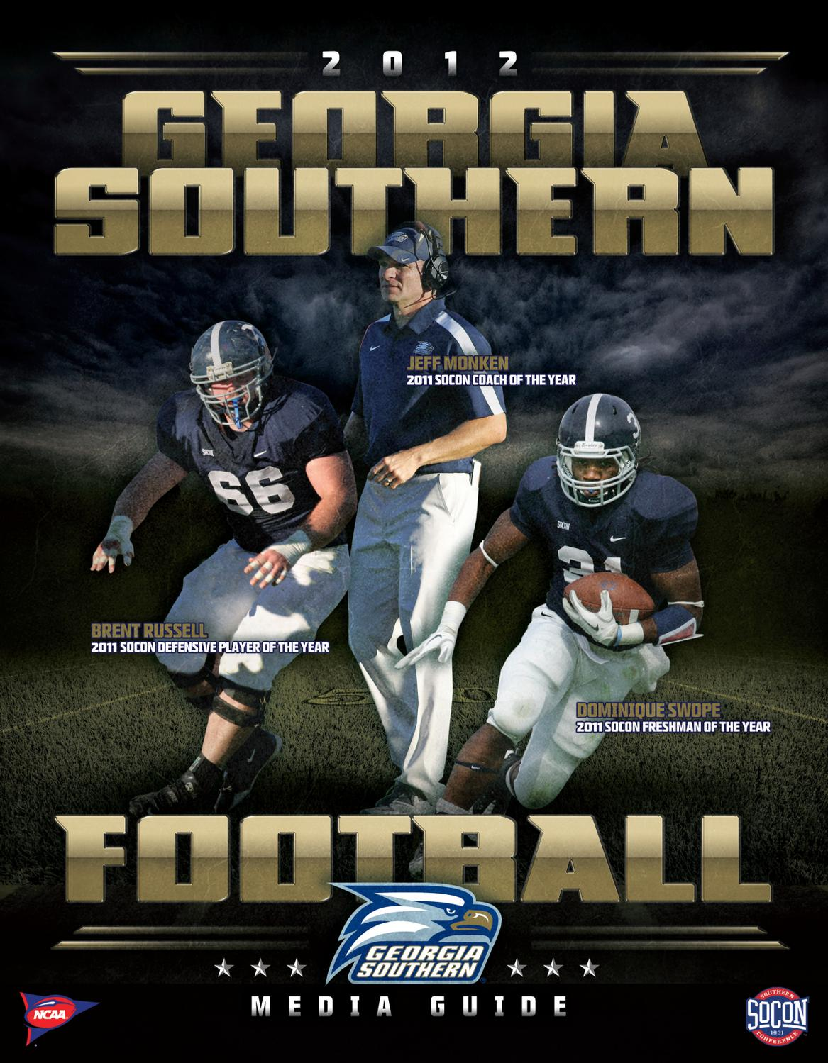 2012 Georgia Southern Football Media Guide by