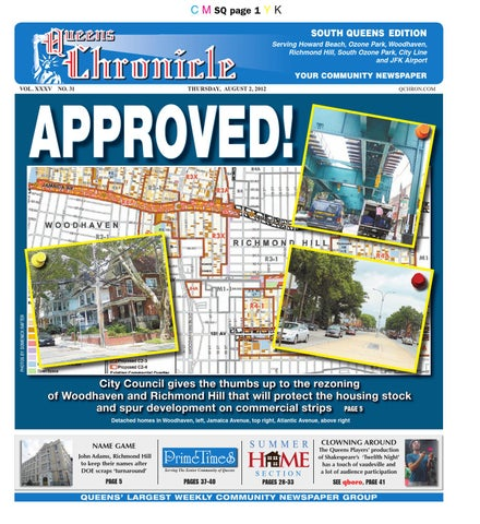 Queens Chronicle South Edition By