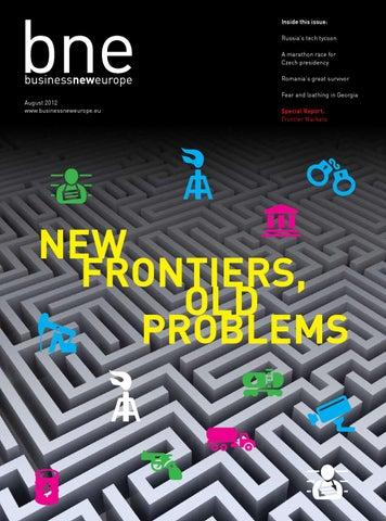Business New Europe magazine August 2012 by Ben Aris - issuu