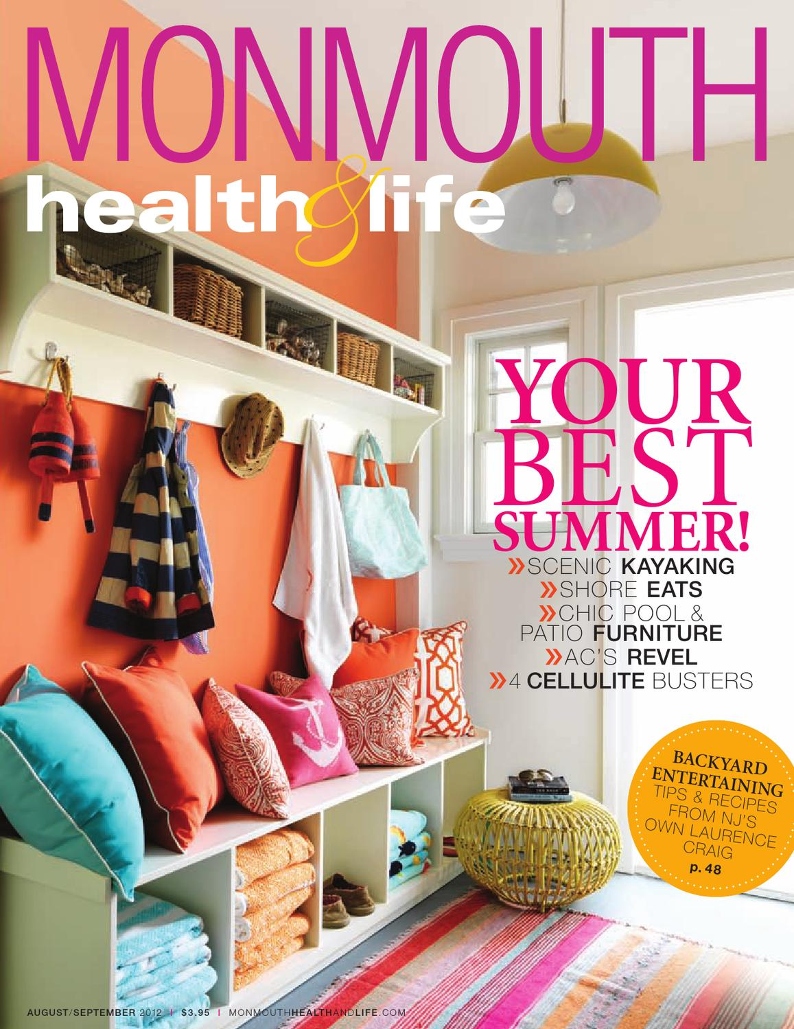 Monmouth Health & Life: August 2012