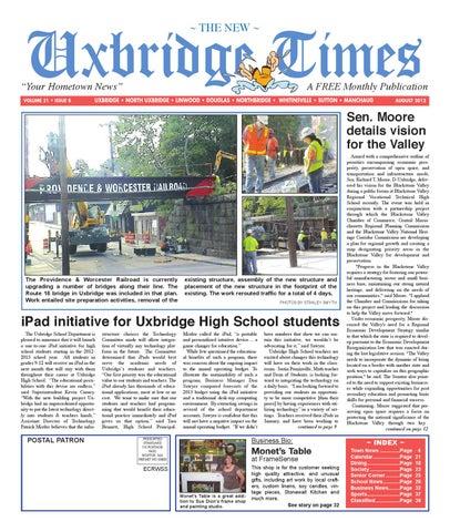 The New Uxbridge Times by The New Uxbridge Times - issuu 16974f24edb