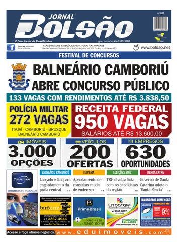 558fb0906a Edição 473 by Bolsão Jornal - issuu