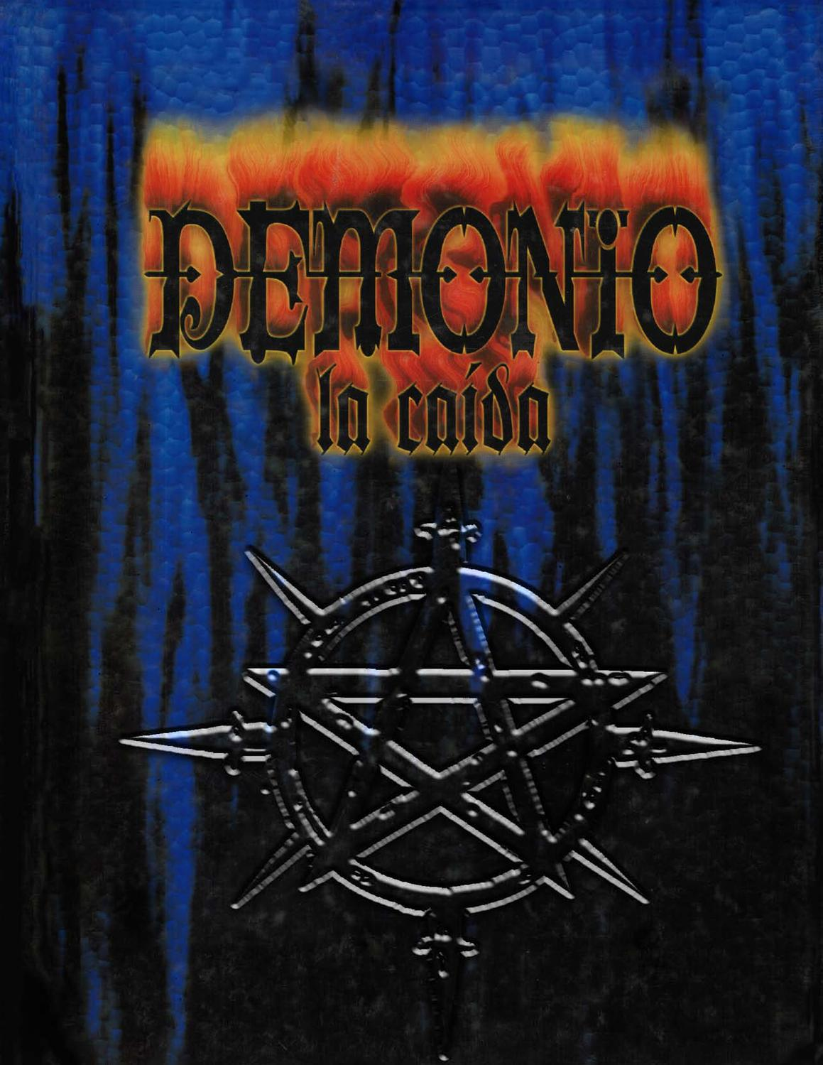 Demonio la caida by auron d black issuu for Sillas para maquillar