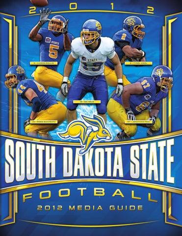 8b78857b3 2012 South Dakota State Football Media Guide by South Dakota State ...