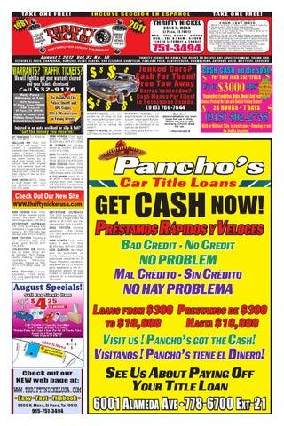 Thrifty Nickel El Paso by Reyes Mata - issuu