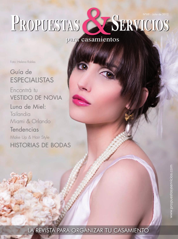 Propuestas & Servicios para casamientos Nº69 by Propuestas ...
