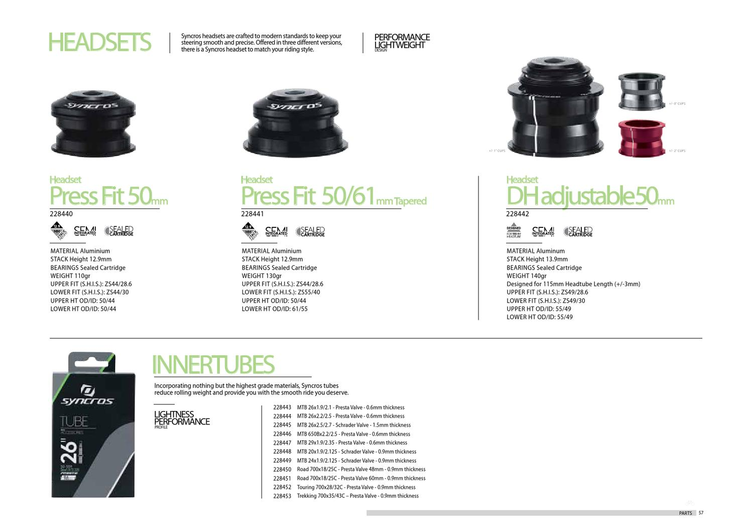 Catalog Syncros 2013 EN by SCOTT Sports SA - issuu