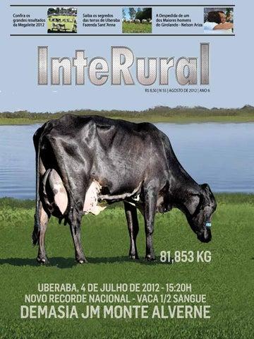 Revista InteRural - Edição 55 by Mário Knichalla Neto - issuu 0fdd9b532b6