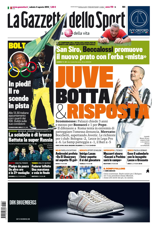 buy online 0c04e 0faf2 Gazzetta dello Sport 04 08 2012   SAS by seriea streaming - issuu