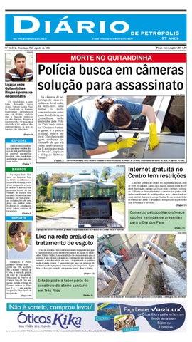 diariodepetropolis by Diário de Petrópolis - issuu bdd2d59fdc