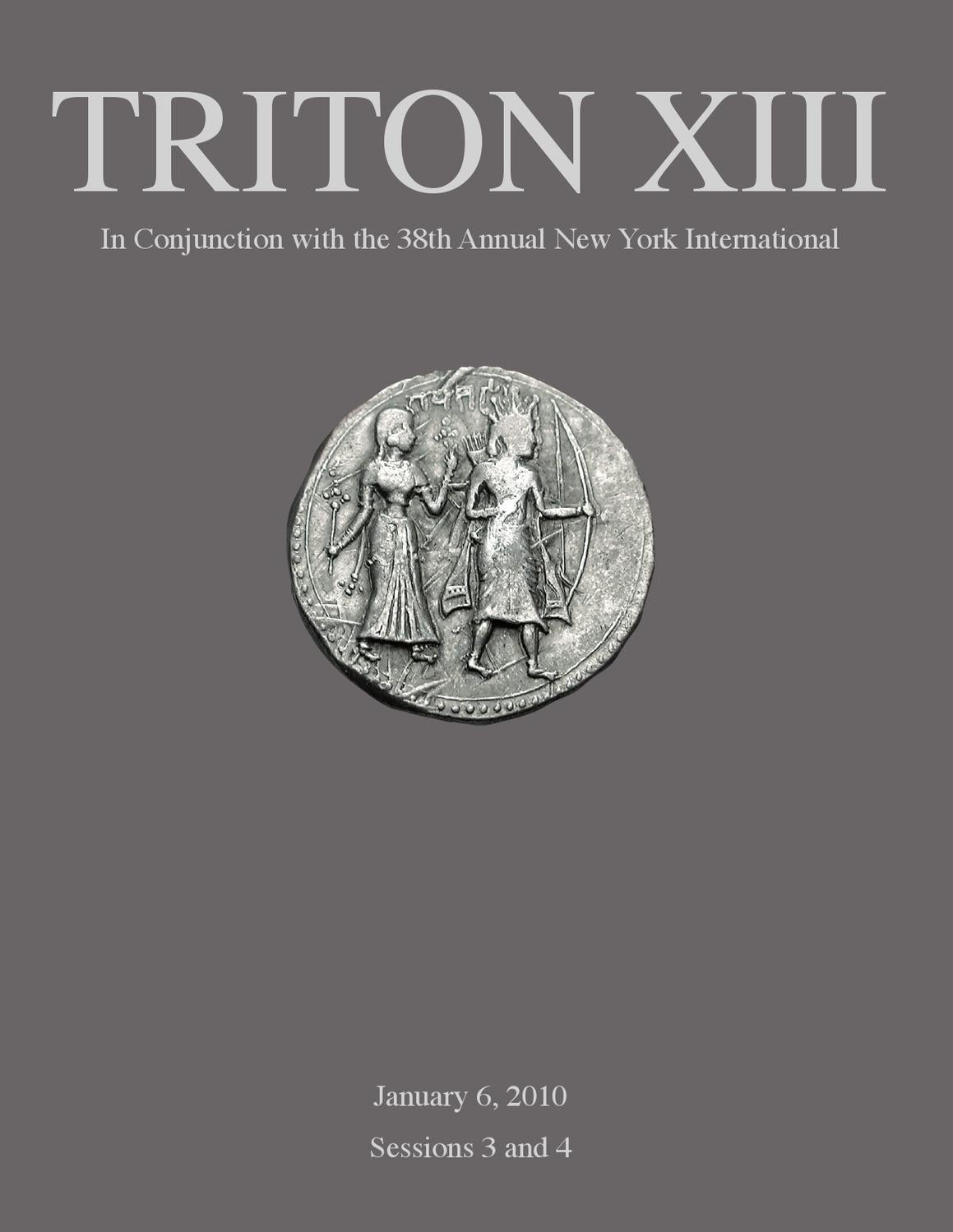 Classical Numismatic Group Triton 13 Sessions 3 4 06 01 2010 By A T Issuu