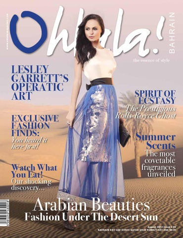4143991700 Ohlala! Bahrain August 2012 by Nans Group - issuu