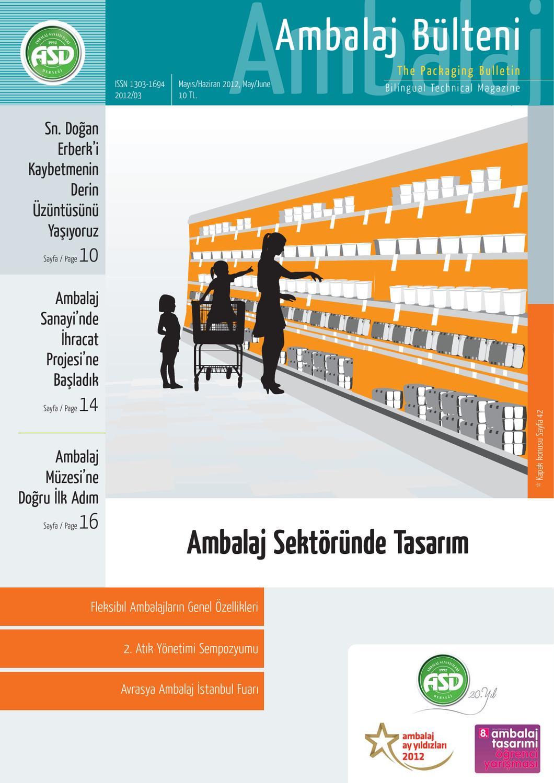 Ambalaj Bulteni Dergisi 2012 3 By Ambalaj Sanayicileri Dernegi Issuu