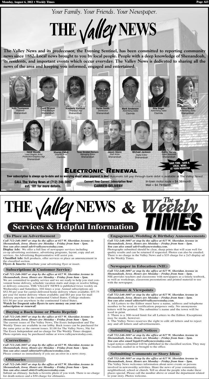 Weekly Times August 6th 2012 by SouthwestIowaNews com - issuu