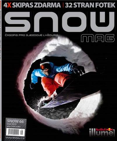 SNOW 66 - únor 2012 by SNOW CZ s.r.o. - issuu 3af656b2a4