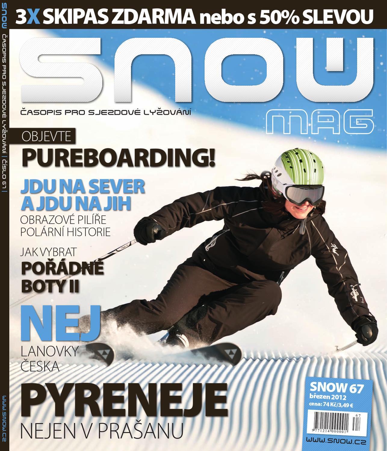 2979594b8 SNOW 67 - březen 2012 by SNOW CZ s.r.o. - issuu