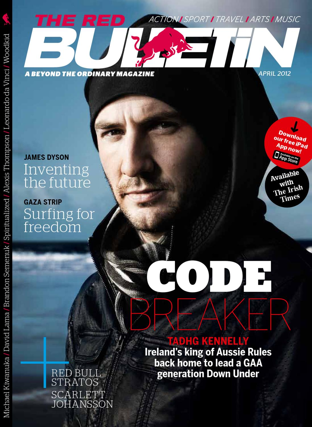 6dce7dbcdbd2 The Red Bulletin 1204 IRL by Red Bull Media House - issuu