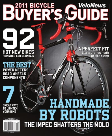 e6552ba2e2b Bicycle Buyers' Guide 2011 by Andrey Necelentano - issuu