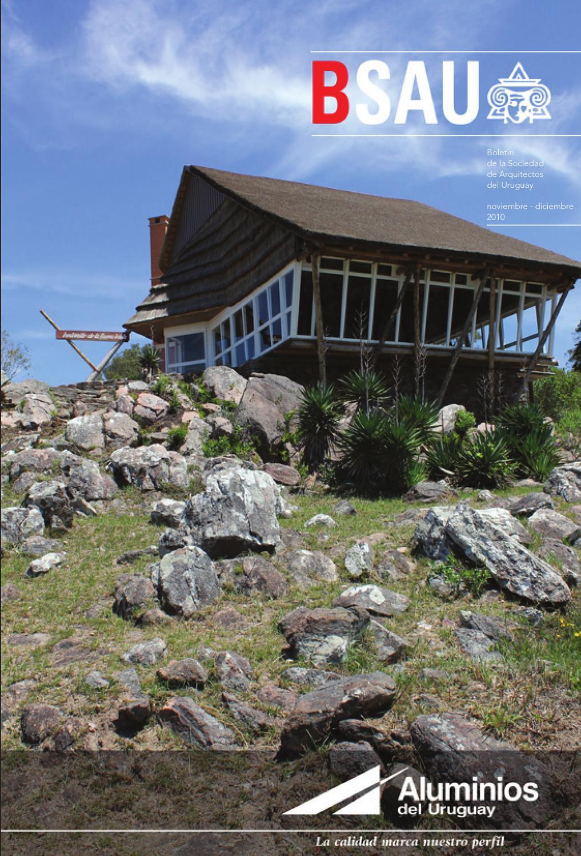 Bsau noviembre diciembre 2010 by sociedad de arquitectos - Sociedad de arquitectos ...