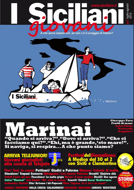 I Siciliani luglio agosto 2012 by I Siciliani issuu