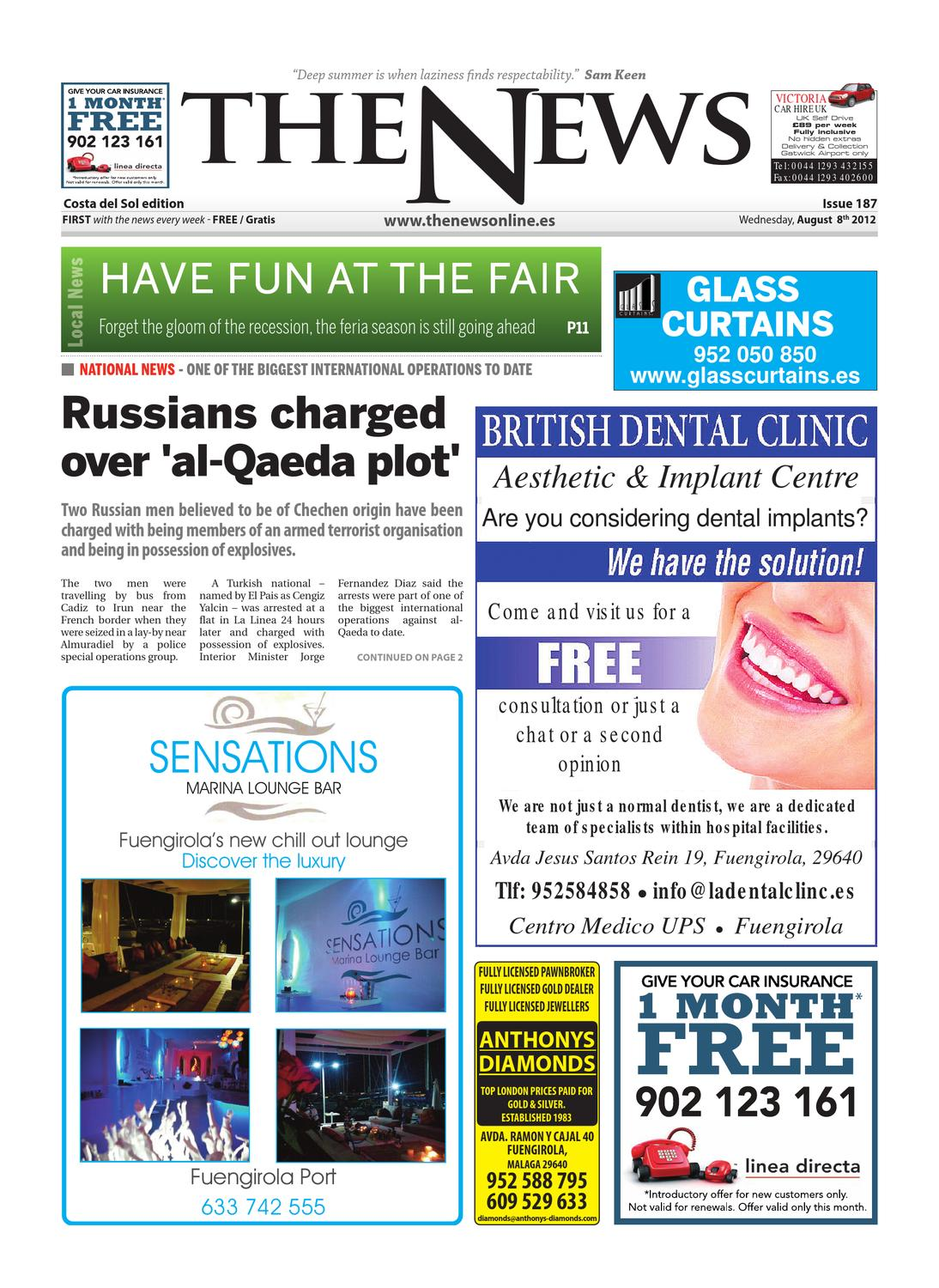 outlet store 3ea28 646eb The News Newspaper - Issue 187 by The News Newspaper - issuu
