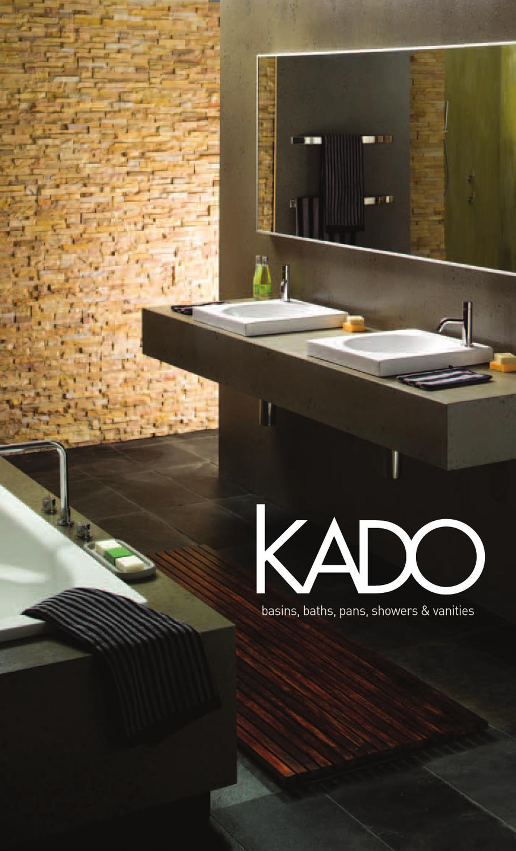 Kado Basins Baths Showers Vanities By Peter Ball Issuu